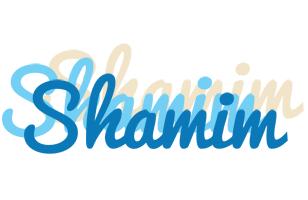 Shamim breeze logo