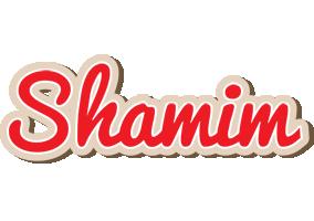 Shamim chocolate logo