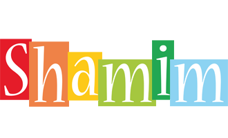 Shamim colors logo