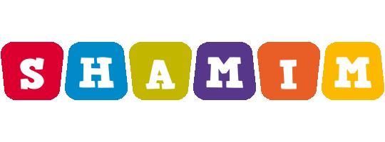 Shamim daycare logo