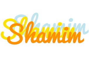 Shamim energy logo
