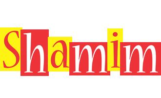 Shamim errors logo