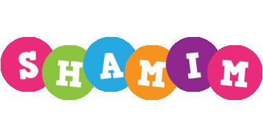 Shamim friends logo