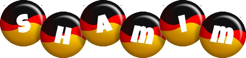Shamim german logo