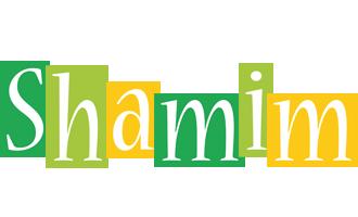Shamim lemonade logo