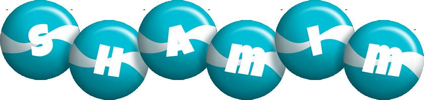 Shamim messi logo