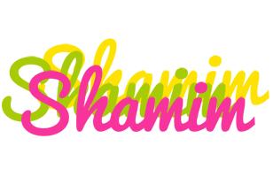 Shamim sweets logo