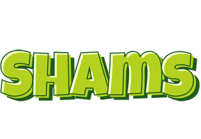 Shams summer logo