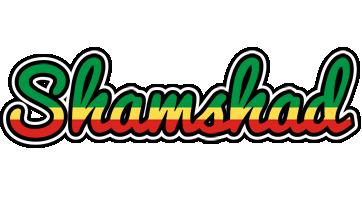 Shamshad african logo