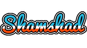 Shamshad america logo