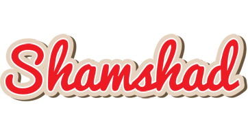 Shamshad chocolate logo