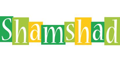 Shamshad lemonade logo