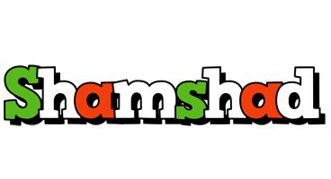 Shamshad venezia logo