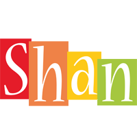 Shan colors logo