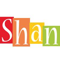 Shan colors logo