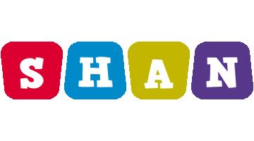 Shan kiddo logo