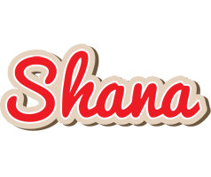Shana chocolate logo