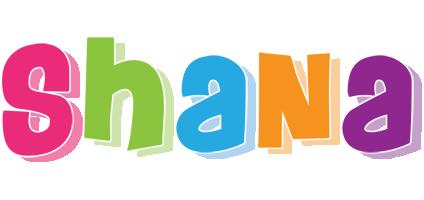 Shana friday logo