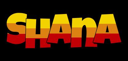 Shana jungle logo