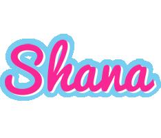 Shana popstar logo