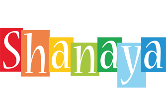 Shanaya colors logo