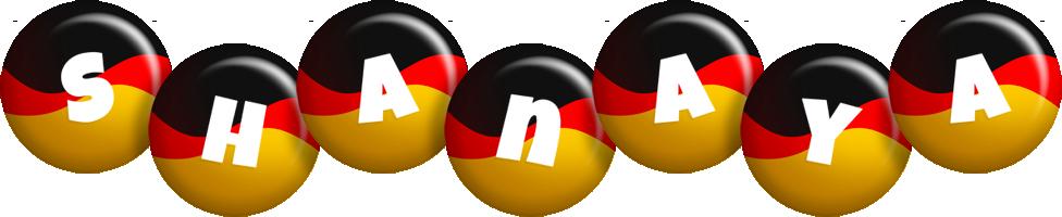 Shanaya german logo