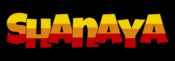 Shanaya jungle logo
