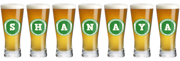 Shanaya lager logo