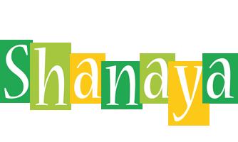 Shanaya lemonade logo