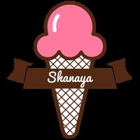Shanaya premium logo