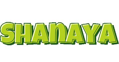 Shanaya summer logo