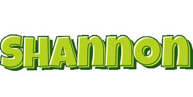 Shannon summer logo