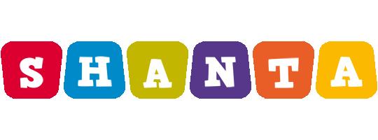 Shanta kiddo logo