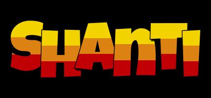 Shanti jungle logo