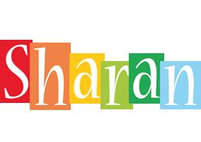 Sharan colors logo