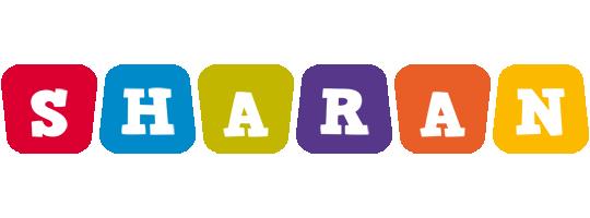 Sharan kiddo logo