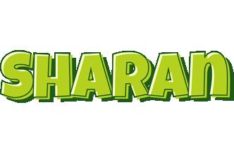 Sharan summer logo