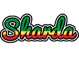 Sharda african logo