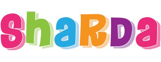 Sharda friday logo