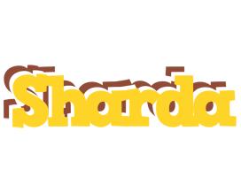Sharda hotcup logo