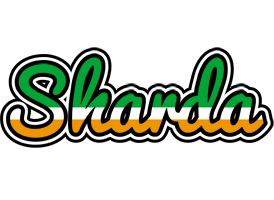 Sharda ireland logo