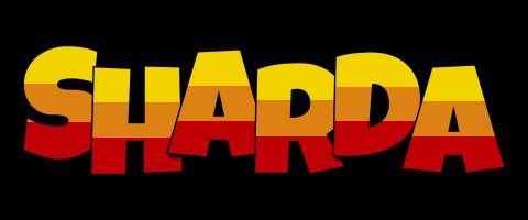 Sharda jungle logo