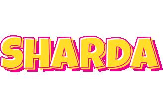 Sharda kaboom logo