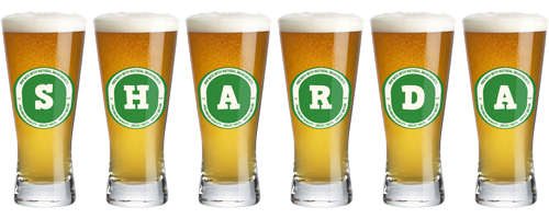 Sharda lager logo