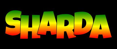 Sharda mango logo
