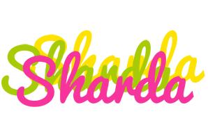 Sharda sweets logo