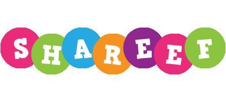 Shareef friends logo