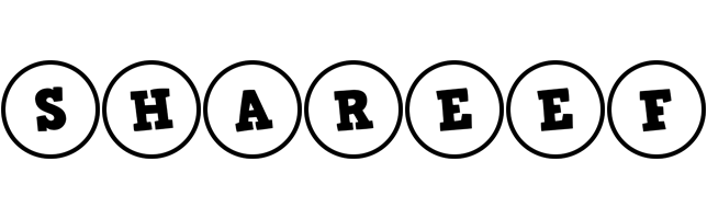 Shareef handy logo