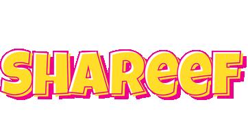 Shareef kaboom logo