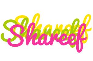 Shareef sweets logo